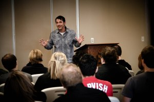 Sharing my heart: Young Adult - Year of Faith Conference