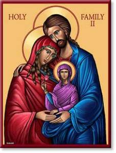 The Holy Family - Our Model