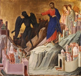 DUCCIO di Buoninsegna(b. ca. 1255, Siena, d. 1319, Siena)
