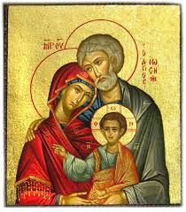 Holy Family, pray for us!