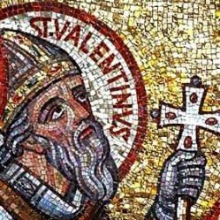 St. Valentine Mosaic