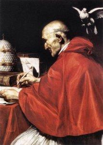 Saint Gregory the Great by José de Ribera