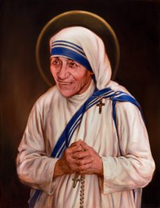 Mother Teresa by Chas Fagan