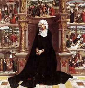 Our Lady of Sorrows: Pray for Us