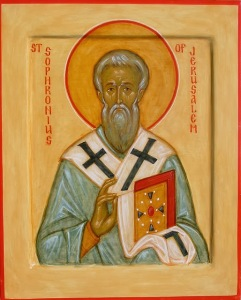 St. Sophronius